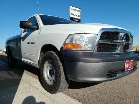 2011 RAM Ram Pickup 1500 for sale at Tommy's Car Lot in Chadron NE