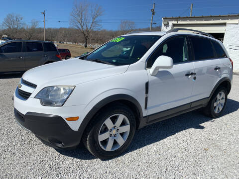 2012 Chevrolet Captiva Sport for sale at Gary Sears Motors in Somerset KY