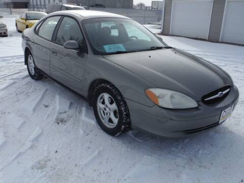 2002 Ford Taurus for sale at Car Corner in Sioux Falls SD