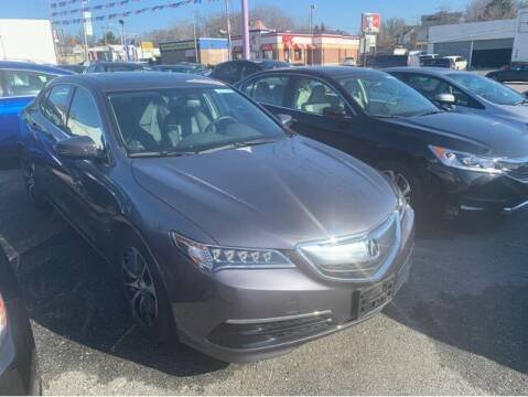 2017 Acura TLX for sale at Bay Motors Inc in Baltimore MD