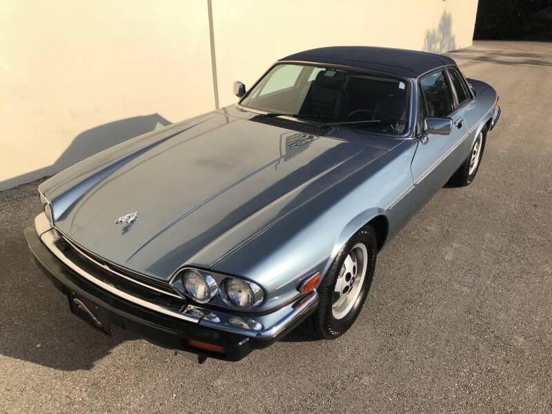 1987 Jaguar XJ-Series for sale at American Classics Autotrader LLC in Pompano Beach FL