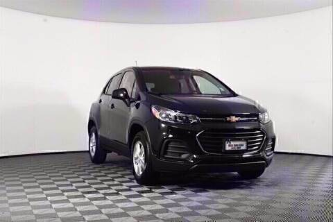 2021 Chevrolet Trax for sale at Washington Auto Credit in Puyallup WA
