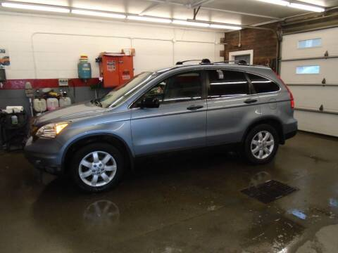 2011 Honda CR-V for sale at East Barre Auto Sales, LLC in East Barre VT