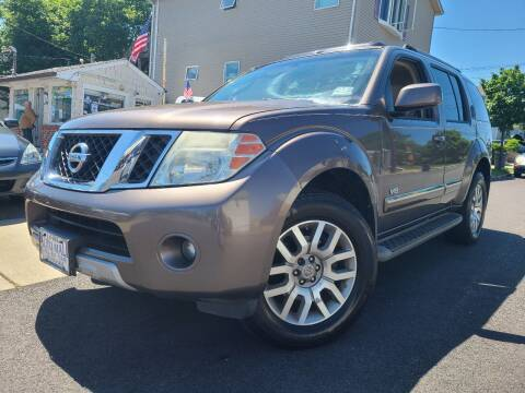 2008 Nissan Pathfinder for sale at Express Auto Mall in Totowa NJ