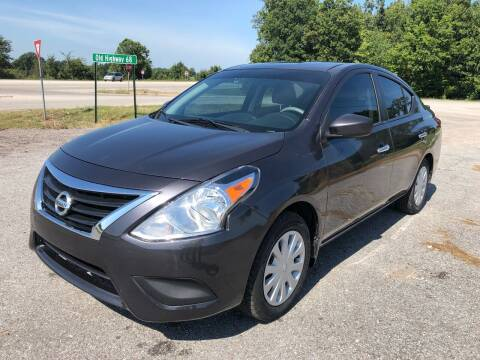 2015 Nissan Versa for sale at Champion Motorcars in Springdale AR