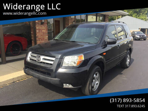 2006 Honda Pilot for sale at Widerange LLC in Greenwood IN