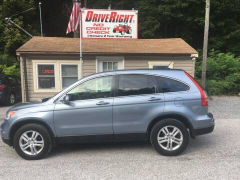 2011 Honda CR-V for sale at DriveRight Autos South York in York PA