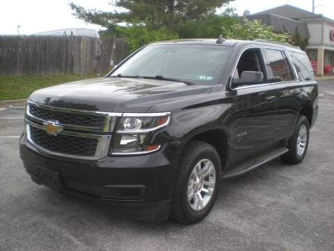 2015 Chevrolet Tahoe for sale at 611 CAR CONNECTION in Hatboro PA