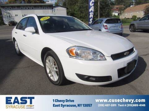 2014 Chevrolet Impala Limited for sale at East Syracuse Performance Sales & Service in Syracuse NY
