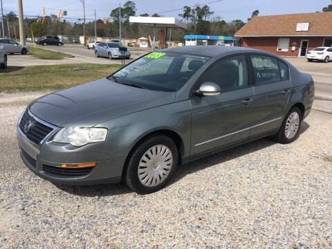 2006 Volkswagen Passat for sale at Autofinders in Gulfport MS