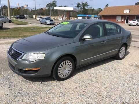 2006 Volkswagen Passat for sale at Autofinders in Gulfport MS