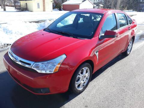 2008 Ford Focus for sale at Select Auto Brokers in Webster NY