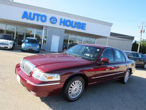 2008 Mercury Grand Marquis for sale at Auto House Motors in Downers Grove IL
