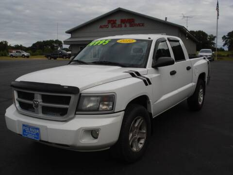 2010 Dodge Dakota for sale at Fox River Auto Sales in Princeton WI