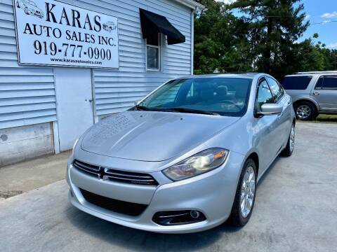 2013 Dodge Dart for sale at Karas Auto Sales Inc. in Sanford NC