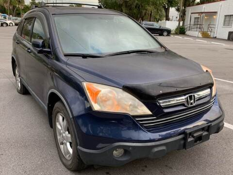 2007 Honda CR-V for sale at LUXURY AUTO MALL in Tampa FL