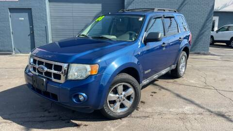 2008 Ford Escape for sale at ROUTE 6 AUTOMAX - THE AUTO EXCHANGE in Harvey IL