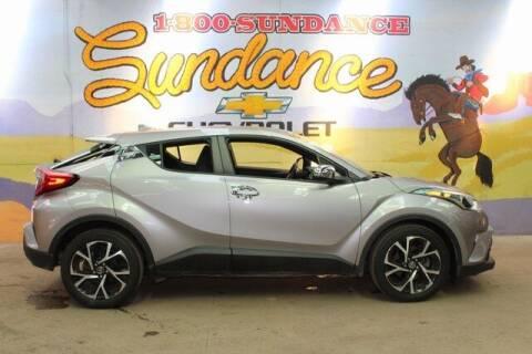 2018 Toyota C-HR for sale at Sundance Chevrolet in Grand Ledge MI