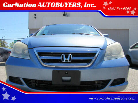 2007 Honda Odyssey for sale at CarNation AUTOBUYERS, Inc. in Rockville Centre NY