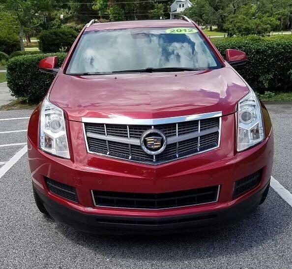 2012 Cadillac SRX for sale in North Charleston, SC