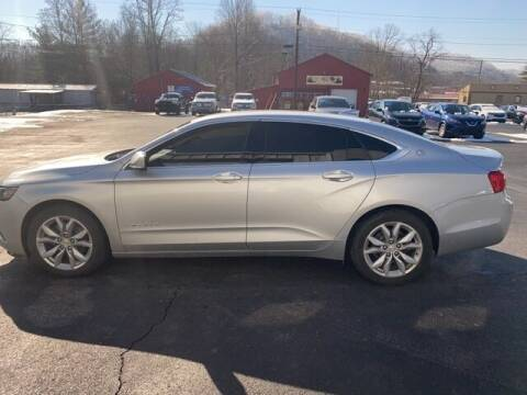 2017 Chevrolet Impala for sale at Tim Short Auto Mall in Corbin KY