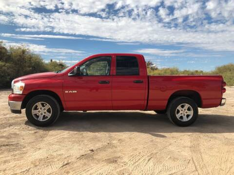 2008 Dodge Ram Pickup 1500 for sale at LUXE Autos in Las Vegas NV