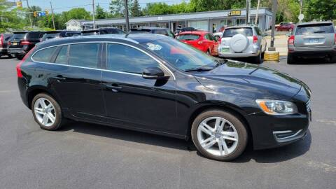 2015 Volvo V60 for sale at MR Auto Sales Inc. in Eastlake OH