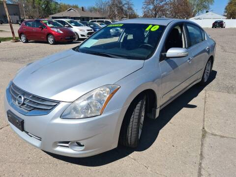2010 Nissan Altima for sale at River Motors in Portage WI
