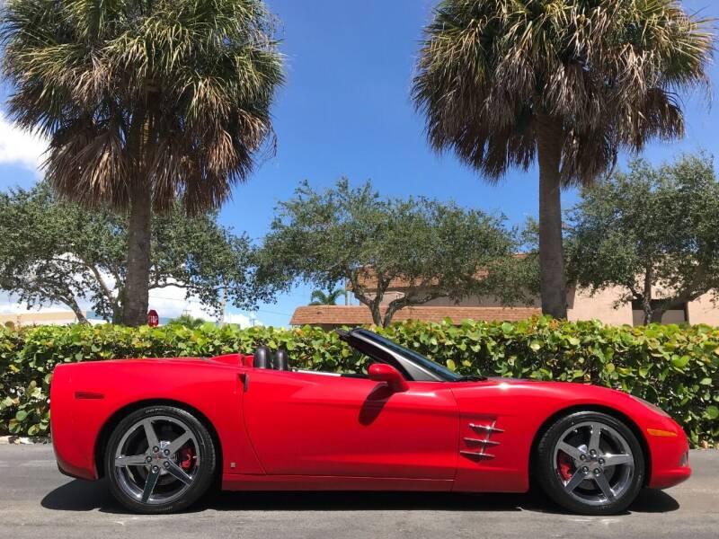 2007 Chevrolet Corvette 2dr Convertible - Boca Raton FL