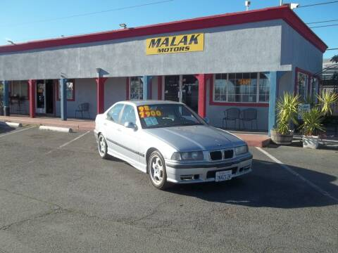 1998 BMW M3 for sale at Atayas Motors INC #1 in Sacramento CA