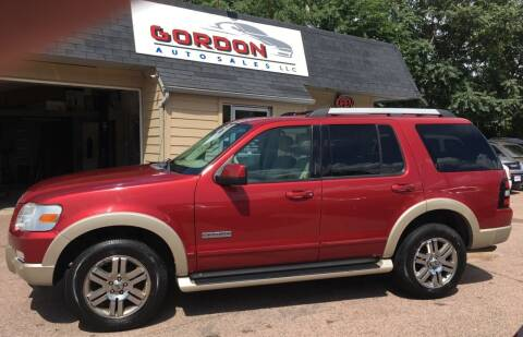 2006 Ford Explorer for sale at Gordon Auto Sales LLC in Sioux City IA