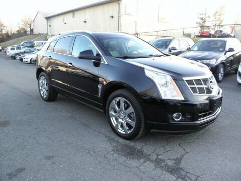 2011 Cadillac SRX for sale at Dream Auto Group in Dumfries VA