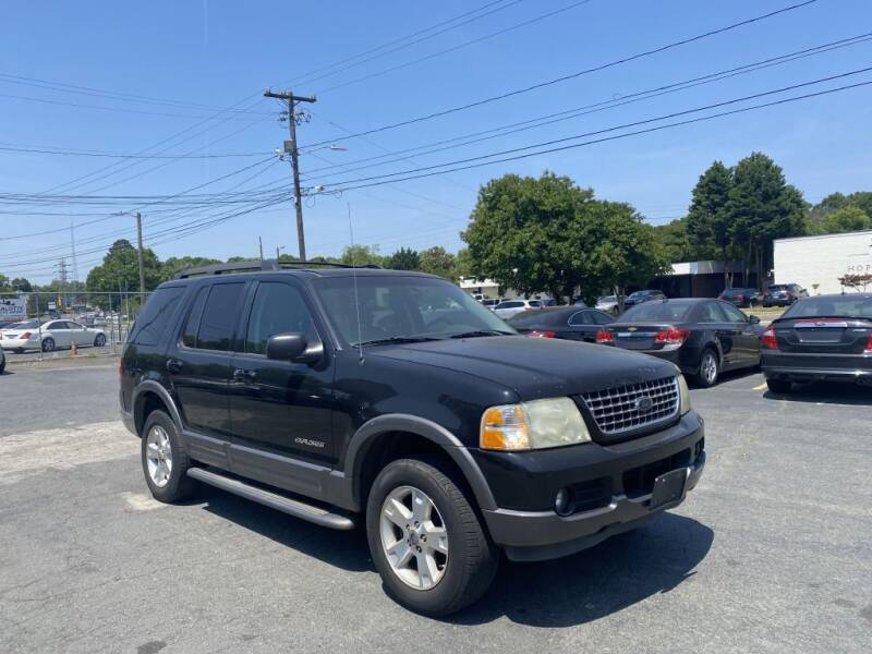 2005 Ford Explorer for sale at RD Motors, Inc in Charlotte NC