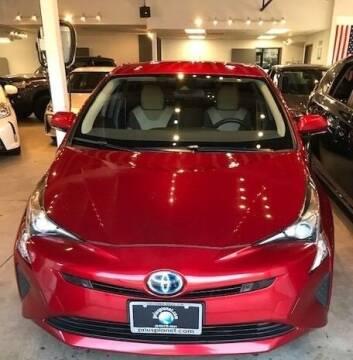 2017 Toyota Prius for sale at PRIUS PLANET in Laguna Hills CA