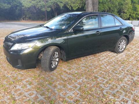 2011 Toyota Camry Hybrid for sale at Royal Auto Trading in Tampa FL