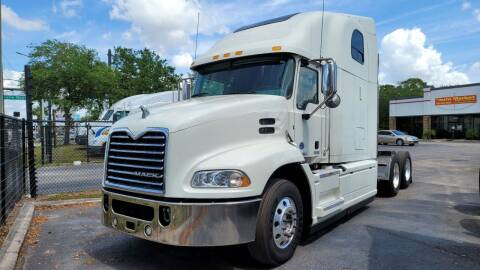 2016 Mack Pinnacle for sale at The Auto Market Sales & Services Inc. in Orlando FL