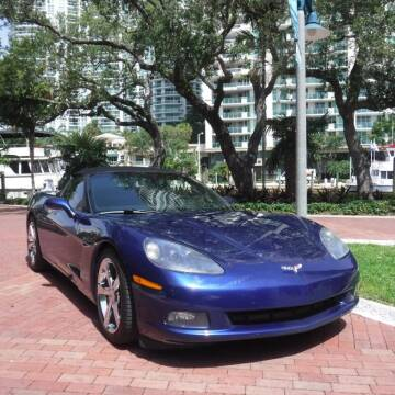 2007 Chevrolet Corvette for sale at Choice Auto in Fort Lauderdale FL