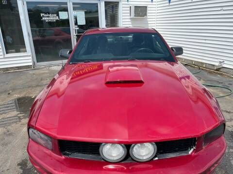 2007 Ford Mustang for sale at Plaistow Auto Group in Plaistow NH