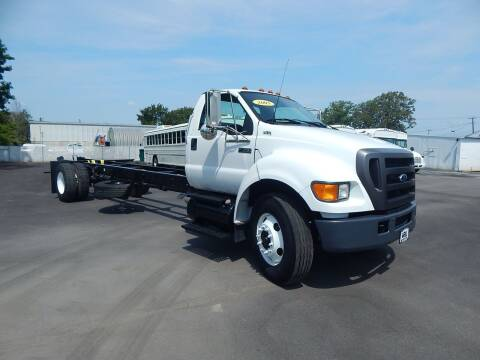 2005 Ford F-750 Super Duty for sale at Vail Automotive in Norfolk VA