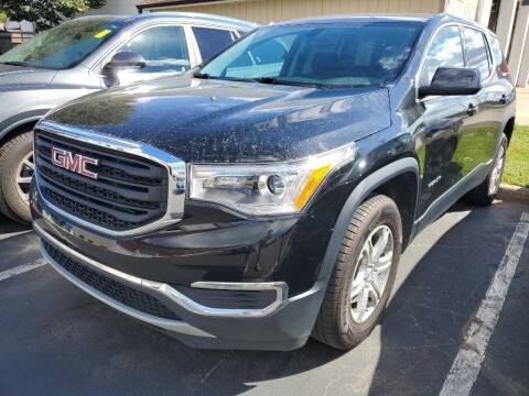 2017 GMC Acadia for sale at MIDWEST CAR SEARCH in Fridley MN