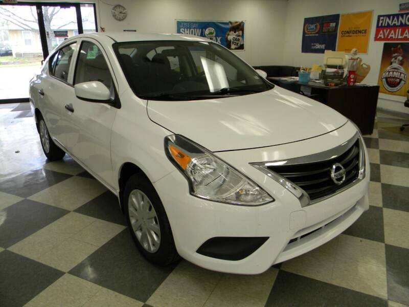 2017 Nissan Versa for sale at Lindenwood Auto Center in St.Louis MO