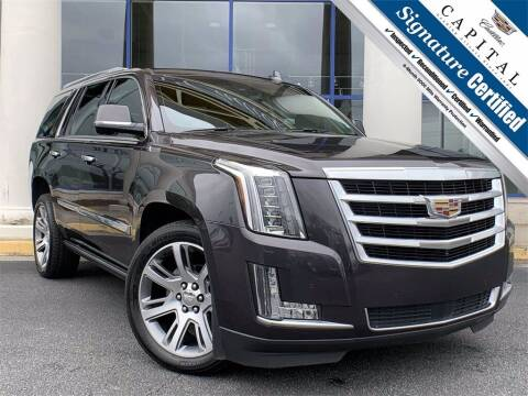 2015 Cadillac Escalade for sale at Capital Cadillac of Atlanta in Smyrna GA