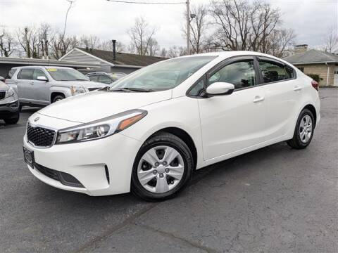 2018 Kia Forte for sale at GAHANNA AUTO SALES in Gahanna OH