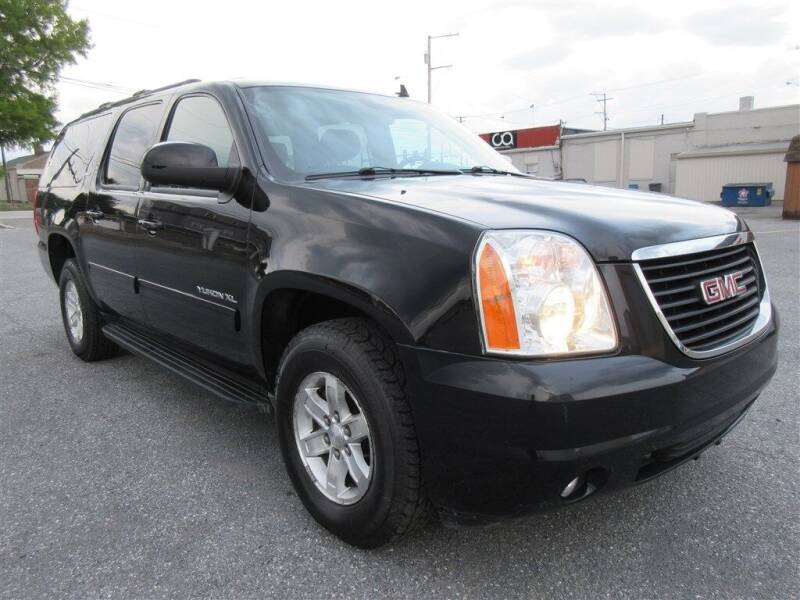 2013 GMC Yukon XL for sale at Cam Automotive LLC in Lancaster PA
