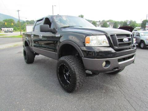 2008 Ford F-150 for sale at Hibriten Auto Mart in Lenoir NC
