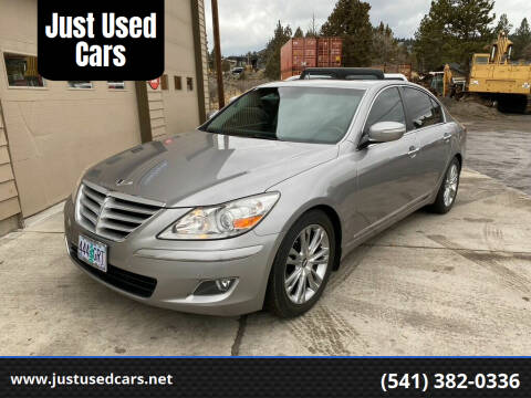 2009 Hyundai Genesis for sale at Just Used Cars in Bend OR