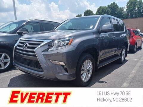 2018 Lexus GX 460 for sale at Everett Chevrolet Buick GMC in Hickory NC