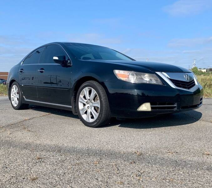 2010 Acura RL for sale at Arkansas Car Pros in Cabot AR