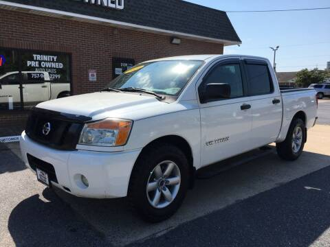 2010 Nissan Titan for sale at Bankruptcy Car Financing in Norfolk VA