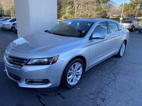 2020 Chevrolet Impala for sale at Credit Union Auto Buying Service in Winston Salem NC